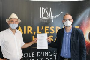 Founded 60 years ago, IPSA is an aeronautical and space engineering school that offers students a career in sustainable mobility. Based in Paris, Toulouse and Lyon, IPSA offers its students a 5-year #engineering program, a 3-year Bachelor's degree program and a 2+3 Program in 2 years built from the CPGE program. 🧑💻🧑🎓 Students benefit from a pedagogy that emphasizes internationalization and adapts to the needs of companies in the aerospace sector. ➡The partnership with #AvionsMauboussin offers IPSA students the opportunity to participate in the renewal of aviation, by constituting new, more sustainable and responsible technologies. 🛩🍃💧🔋 Avions Mauboussin allows students to put their knowledge into practice, and to integrate a professional path in innovative aeronautics.